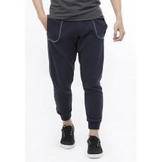 Quần jogger nam có bo chân Phúc An 1060 màu xanh
